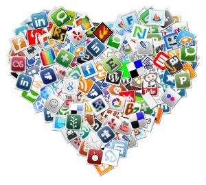 social-media-heart
